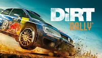 DiRT Rally Steam Game KEY  (PC) - Region Free/Worldwide