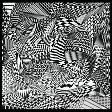Jigsaw Puzzle Optical Abstract Black and White Sphere 500 pieces NEW made in USA