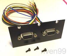 NI National Instruments CA-1000 SC-2345 SC-2350 Dual 9-PIN (Female), D-SUB Panel