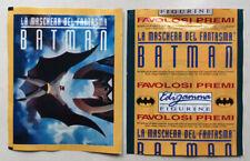 Bustina sigillata BATMAN LA MASCHERA DEL FANTASMA Edigamma 1994
