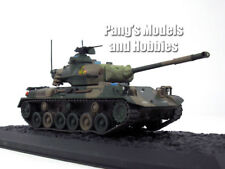 Type-61 Japanese Tank - JGSDF - Japan 1993 1/72 Scale Diecast Model by Altaya