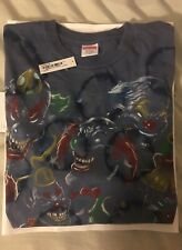Supreme Clowns Tee Navy Size Large