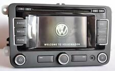 Código postal completo 2018 V10 VW RNS315 DAB Bluetooth Golf Passat CC Polo T5 Navegación