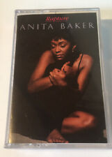 Rapture by Anita Baker 1986 Cassette Tape