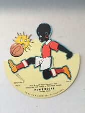 Petit Negre Cheese Trading Cards collection, Black Americana, c.1930s #4