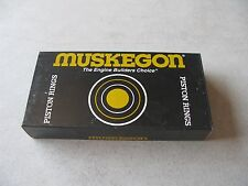 Muskegon Piston Ring set fit Toyota 22R Mazda B2600 (PS2382STD)