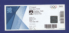 Orig.Ticket    Olympic Games LONDON 2012 -  Cycling Men's Keirin FINAL  !!  RARE
