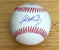 Jake McCarthy Arizona Diamondbacks 2018 1st Rd Pick Signed Autograph Baseball