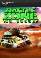 Battlezone 98 Redux (PC, 2016 seulement Steam Key Download Code) pas de DVD, no cd