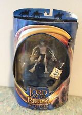 "Lord of The Rings Gollum With sound base 7"" action figure, Return of the King"