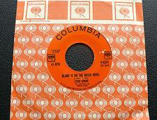 "7"" Eydie Gorme - Blame It On The Bossa Nova- US Columbia"