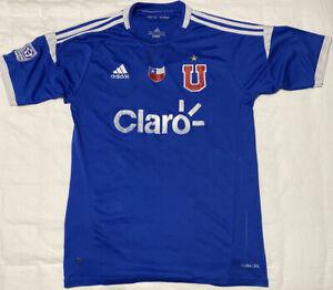 Universidad De Chile Ch. Aranguiz 2012 Soccer Jersey Football Shirt Maillot L