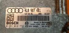 Audi Q7 3.0  TDI  DME ECU 4L0907401  EDC16CP34 incl. Datenkopie