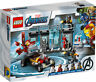 76167 LEGO Marvel Avengers Iron Man Armory Super Heroes Set 258 Pieces Age 7+