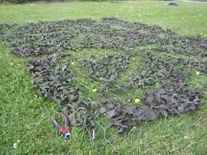 Camouflage Netting British Army Issue 10ft x 7ft (3.05m x 2.14m)