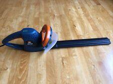 Top Craft Heckenschere elektrisch TCH 550, 50 cm Schnittlänge, wie Neu