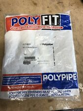 10 X 22mm X 15mm Socket Reducer Push Fit Polypipe Fit 1822Sealed Bag