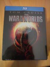 War of the Worlds metalpak Blu-ray (Brand new)
