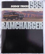 1989 Dodge Truck American Advertising