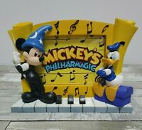 Disney Mickey Mouse & Donald Duck 3D Picture Frame - 4 x 6 Mickey's Philharmagic