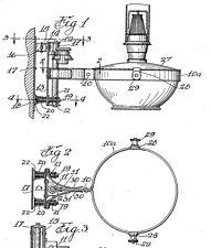 Petroleumlampe / Öllampe: Geschichte Mantle Lamp (Aladdin), Miller, Dietz u.a.