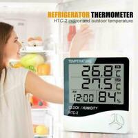 Digital LCD Indoor/ Outdoor Thermometer Hygrometer ne Temperature Meter NEW