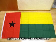 Fahnen Flagge Guinea Bissau - 90 x 150 cm