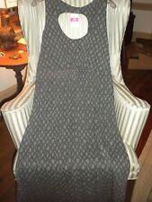FRESH PRODUCE ELEGANT BAYSIDE MAXI DRESS IN JACKIE O DESIGN..(CUTOUT BACK). (L)