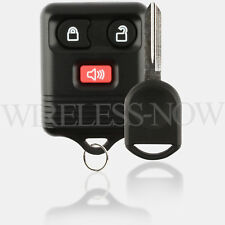 Car Fob Keyless Entry Remote For 2008 2009 2010 2011 2012 Ford Ranger + Key