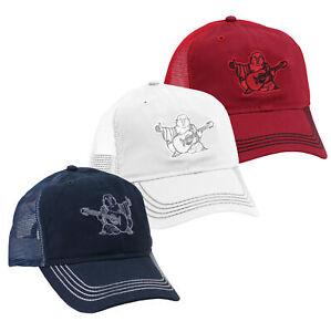 True Religion Men's Embroidered Buddha Logo Cap Sports Snapback Trucker Hat