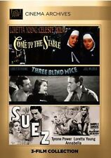 Come to the Stable / Three Blind Mice / Suez - Region Free DVD - Sealed