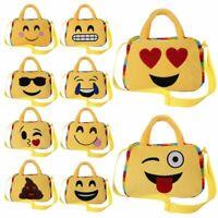 enfants crossbody sacs 3d imprimé sourire des sacs à dos le sac d'école smiley