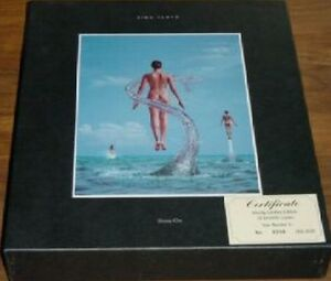 Pink Floyd  Shine On SUPERRARE 9 CD BOX mit Certifkat Nr. 9841