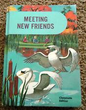 Meeting New Friends, Classmate Edition, 1962 by Bond, Cuddy & Fay