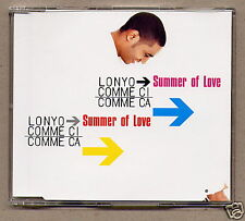 "LONYO ""Summer of Love"" Austrian CD single, NM"