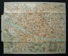 Antica=Topografica=FIRENZE=Scala1:13000 -1907 CM 33X26