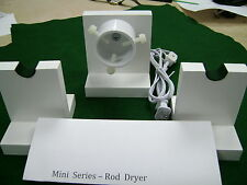 Mini Series - 10 -12 Rpm-Rod Drying-Dryer Motor Kit - with 2 rod stands