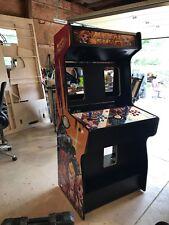 Metal Slug Arcade Artwork