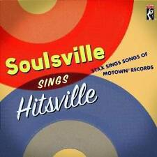 STAX SINGS SONGS OF MOTOWN RECORDS SOULSVILLE SINGS HIT