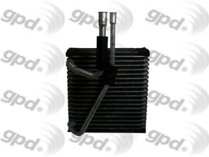 A/C Evaporator Core Front Global 4711731