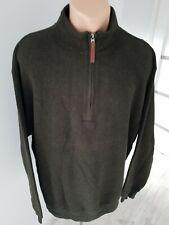 Woolrich Bromlay fine mens jumper sweater,exc. cond.size XL/XXL Worldwide