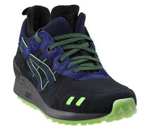 ASICS Men's Gel-Lyte MT Athletic Sneakers, Black/Peacoat