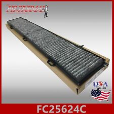 FC25624C 2006-2012 BMW Cabin Air Filter Carbon OEM Quality FAST SHIP