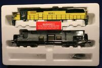 HO Scale Proto 2000 Limited Edition SD60 Diesel Engine / Northwestern RR 8001