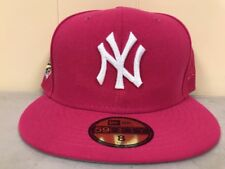 Brand New New Era Size 7 7/8 New York Yankees Fitted Hat