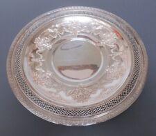 International Silver Company Silverplate #4281 Tray Dish
