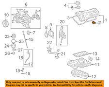 TOYOTA OEM 08-16 Highlander Engine Parts-Valve Cover Gasket 1119370010
