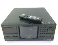 Pioneer Elite File Type DVD Player DV-F07 300 Disc Charger Storage