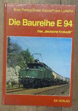 Nachschlagewerk, Die Baureihe E94, 352 Seiten