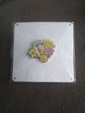 James Jean Figaro Bouquet Lapel Pin Limited Edition Japanese Murakami Choe